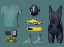Racefietsblog Nspiratie – groen en geel
