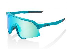 Azuurblauwe limited edition 100% brillen voor Sagan