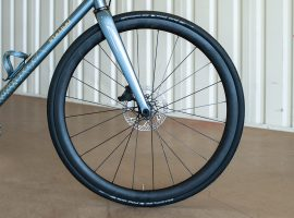 Review: Fore Four CRD racefiets wielen