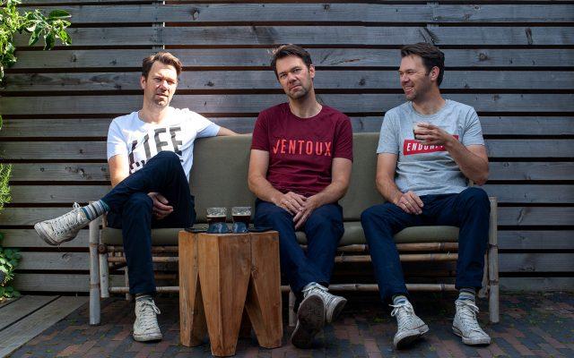 T-shirts die laten zien dat je van wielrennen houdt, van La Machine