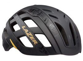 Chique Lazer Century helm voor 100-jarig bestaan