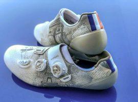 Bling voor Bling: speciale S-PHYRE RC901 schoenen voor Matthews