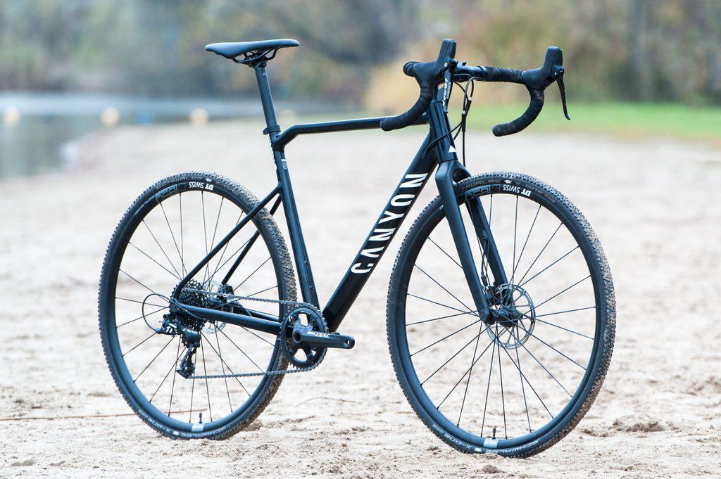 Review: Canyon Inflite AL SLX 5 0 crosser – Racefietsblog nl