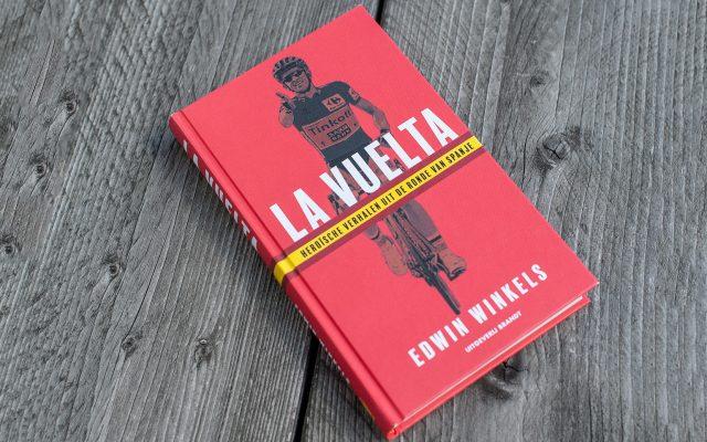 Leesvoer: La Vuelta van Edwin Winkels + WINACTIE