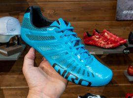 Giro's nieuwe lijn Imperial en Empire schoenen