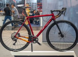 Nieuw fietsmerk Vaast werkt met frames van magnesium