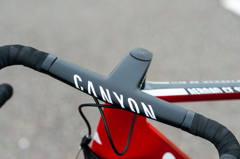 Canyon's eigen H36 Aerocockpit
