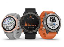 Garmin's nieuwe Fenix 6 multisport smartwatch
