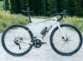 Giant introduceert aluminium Revolt gravelracer