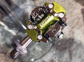 SRM X-Power pedaal is vermogensmeter voor offroad gebruik