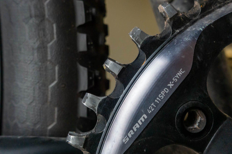 SRAM 42T 11spd X-Sync kettingblad  // Racefietsblog.nl