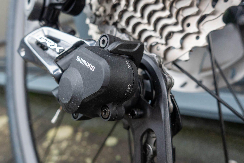 Shimano GRX clutch  // Racefietsblog.nl