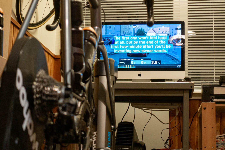 Indoor fietsen met Sufferfest