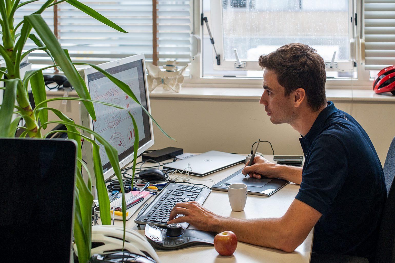Sebastiaan Bowier, Lead Designer bij BBB // Racefietsblog.nl