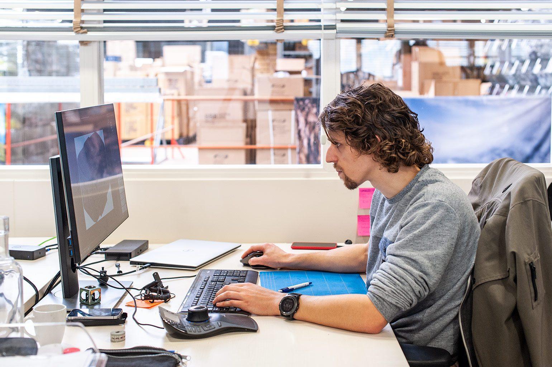 Yannick Lange, Product Designer bij BBB // Racefietsblog.nl