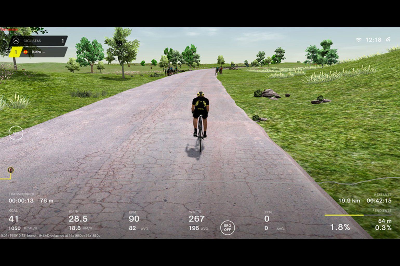 Bkool Screenshot