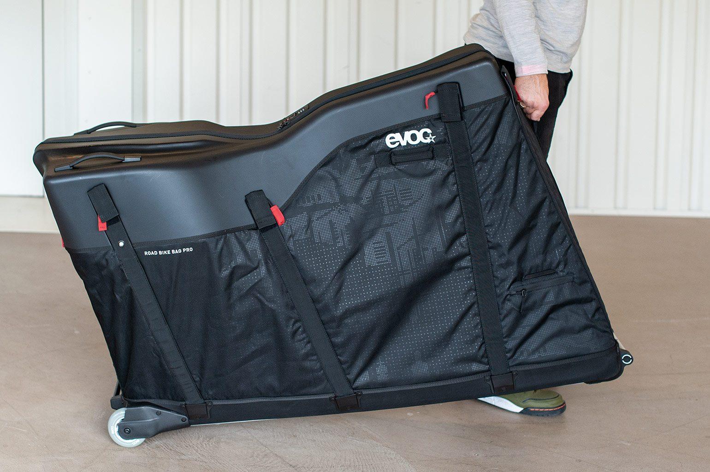 Evoc Road Bike Bag Pro // Racefietsblog.nl