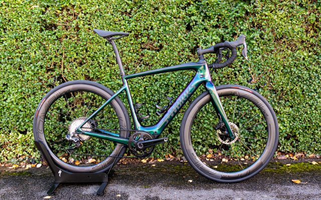 Eerste indruk: Specialized S-Works Turbo Creo SL e-bike