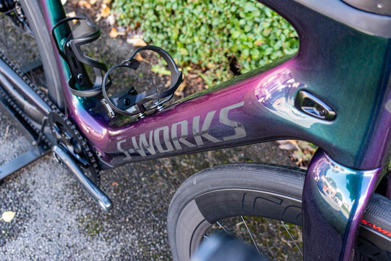 Specialized S-Works Creo SL  //  Racefietsblog.nl