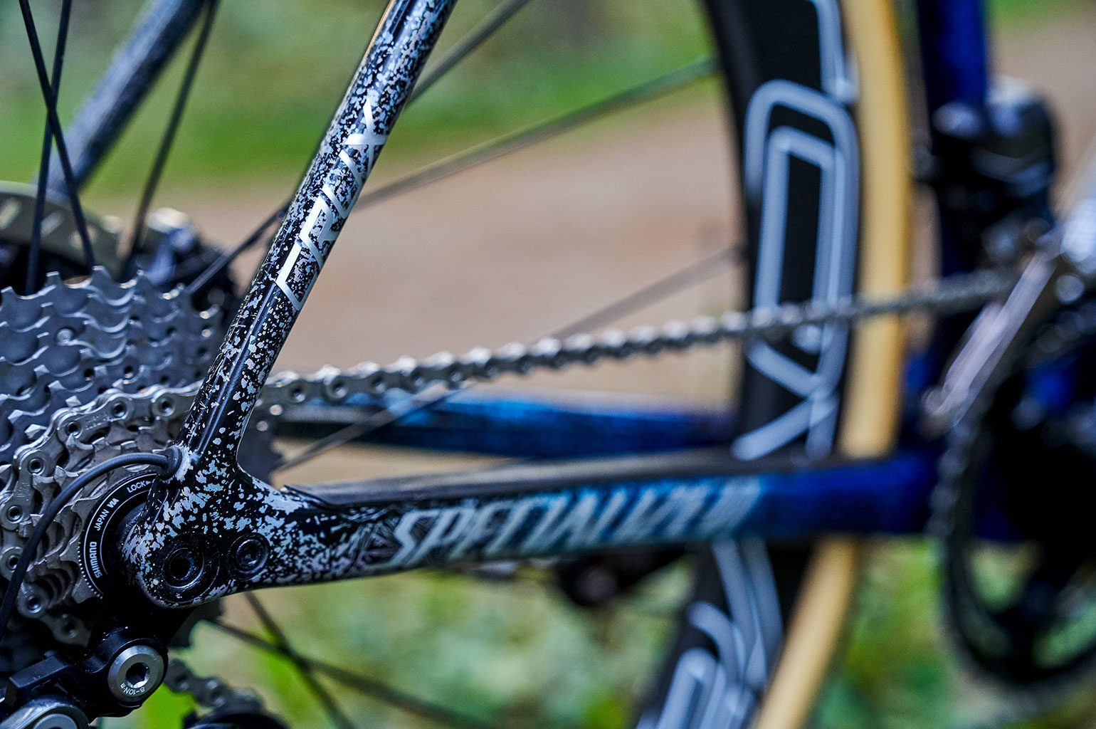 Specialized Crux Frozen Ground Zdenek Stybar