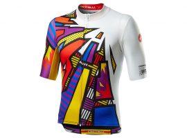 Uitkijken naar de zomer met Castelli x 2BROS Gargantua wielershirt