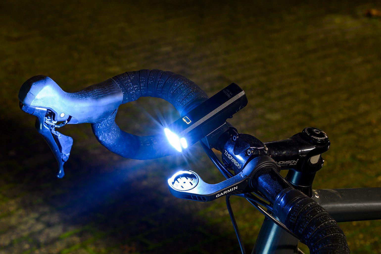 Giant Recon HL 900 en TL 200 Combo verlichting / / Racefietsblog.nl