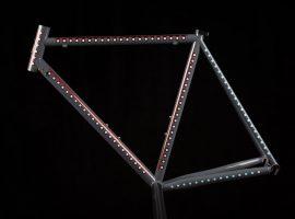 De Round: een nieuw frame van Pegoretti
