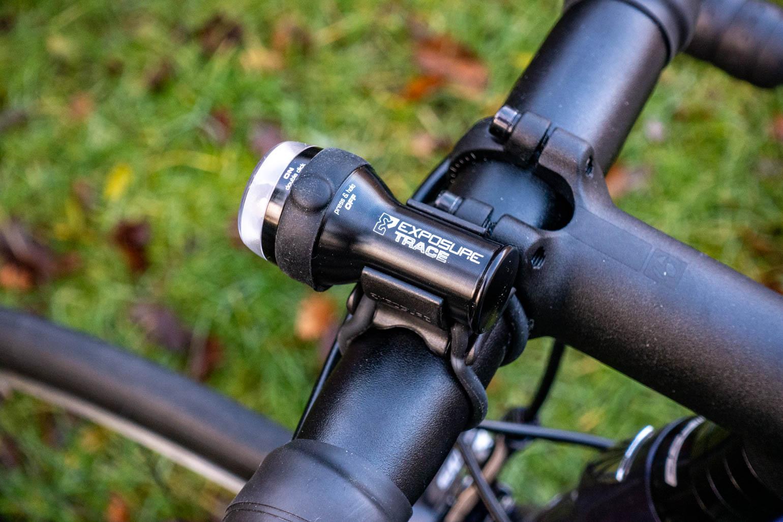 Exposure Lights fietsverlichting  ||  Racefietsblog.nl