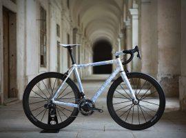 Festka Spectre Porcelain: een $ 35.000,- fiets van 'porselein'