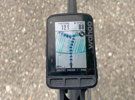 Review: Wahoo Elemnt Roam fietscomputer