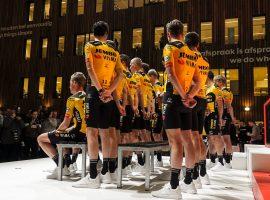 Teampresentatie Jumbo-Visma – Met 3 kopmannen naar de Tour