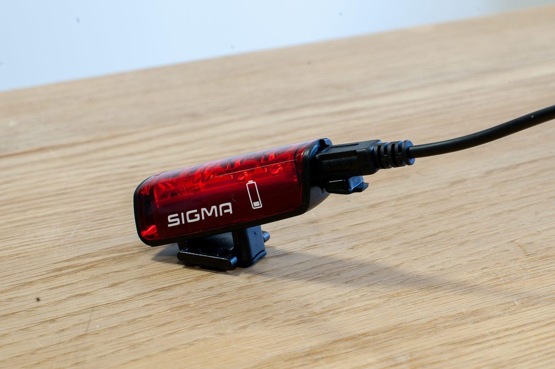 Sigma Blaze fietsverlichting ||  Racefietsblog.nl
