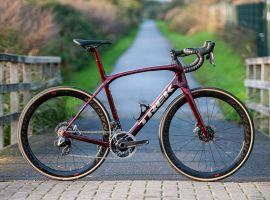 Review: Trek Domane SLR 9 Project One Icon