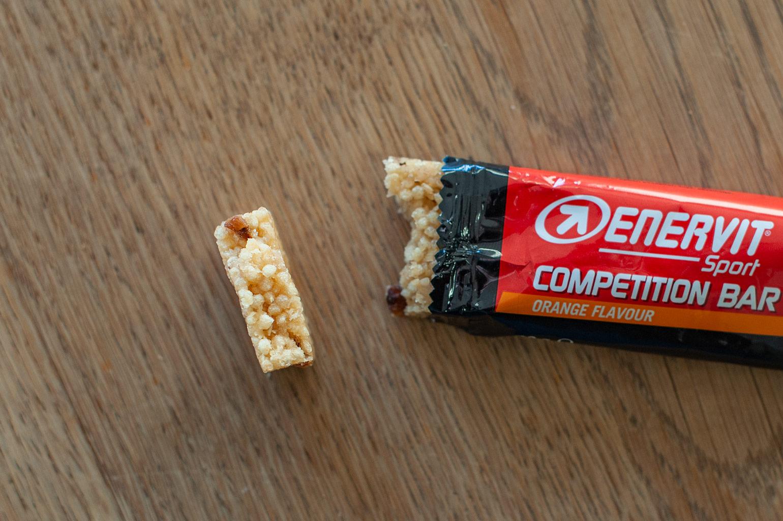 Enervit Competion Bar open