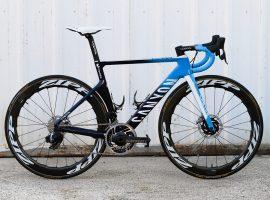 De Canyon fietsen van Movistar Team 2020