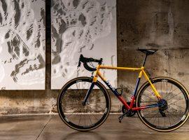 Scarab: stalen fietsen uit Colombia