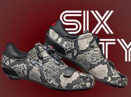 Sidi viert feest met de Sixty schoenen
