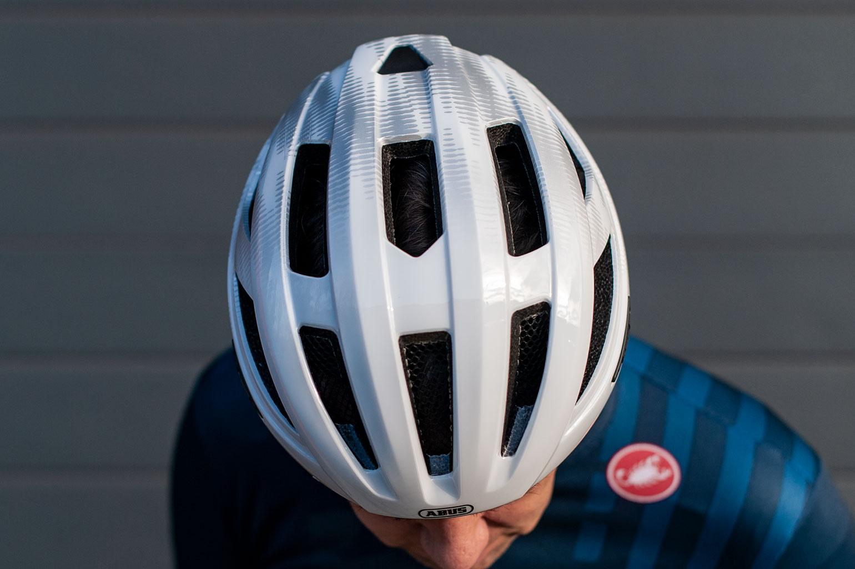 ABUS Macator helm bovenkant