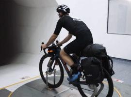 Extra slaap door aerodynamisch bikepacken