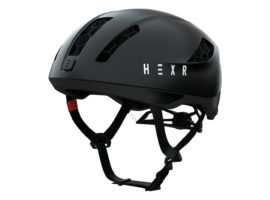 Hexr: Custom 3D geprinte fietshelm uit UK