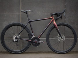 Custom klasse: Quirk Cycles Mamtor All-Road Gravel
