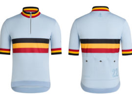 Rapha Country jerseys van vijf verschillende landen
