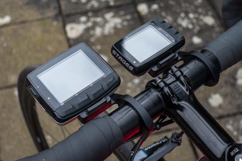Stages Dash M50 en L50  fietscomputers