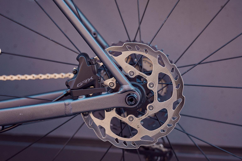 Canyon Endurace:ON e-bike racefiets
