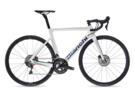 Bianchi komt met een witte Aria Limited Edition