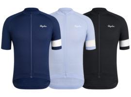 Nieuw Rapha Core Lightweight jersey voor nu het warmer wordt