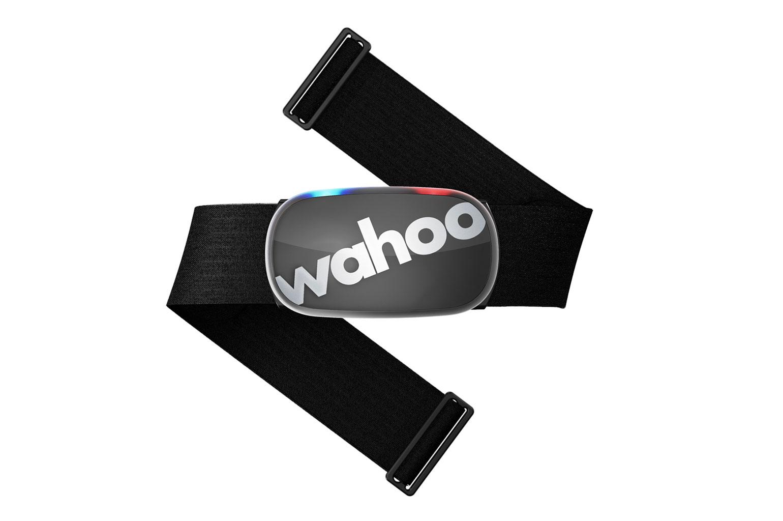 Wahoo Tickr gen2 stealth hartslagmeter