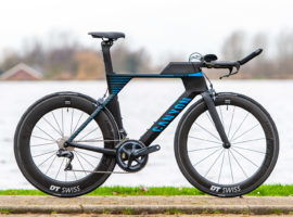 Review: Canyon Speedmax CF 8.0 Di2 tijdritfiets