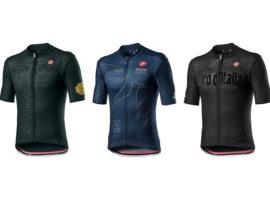 De collectie van Castelli voor de Giro van 2020