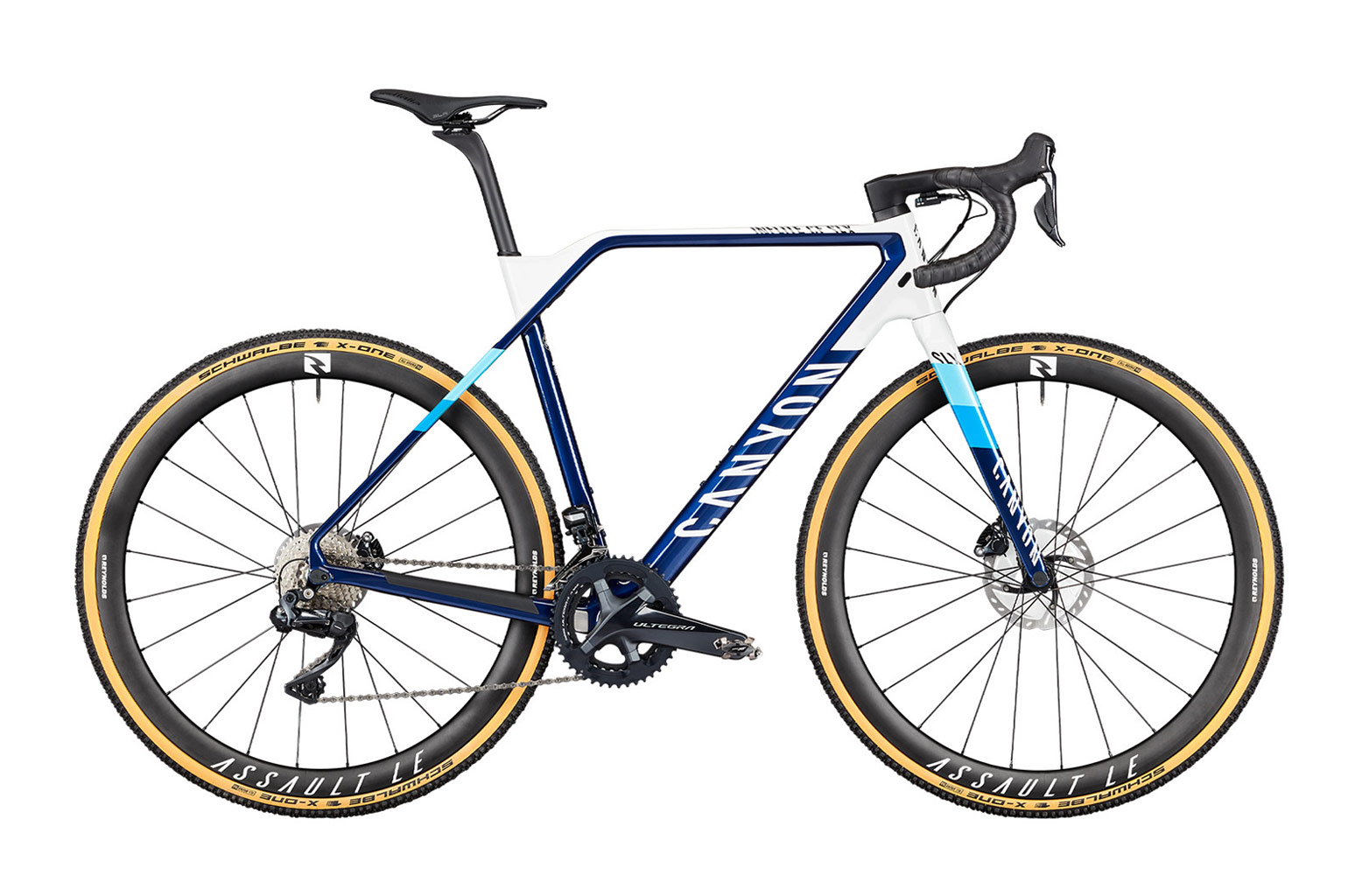 Canyon Inflite CF SLX Team Issue cyclocross 2021